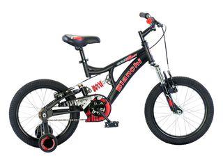 Bicicleta Infantil Bianchi Goliat DSX Aro 16,Carbón,hi-res