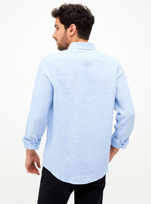 Camisa%20Manga%20Larga%20Lino%20Mini%20Cuadro%20Legacy%2CAzul%2Chi-res