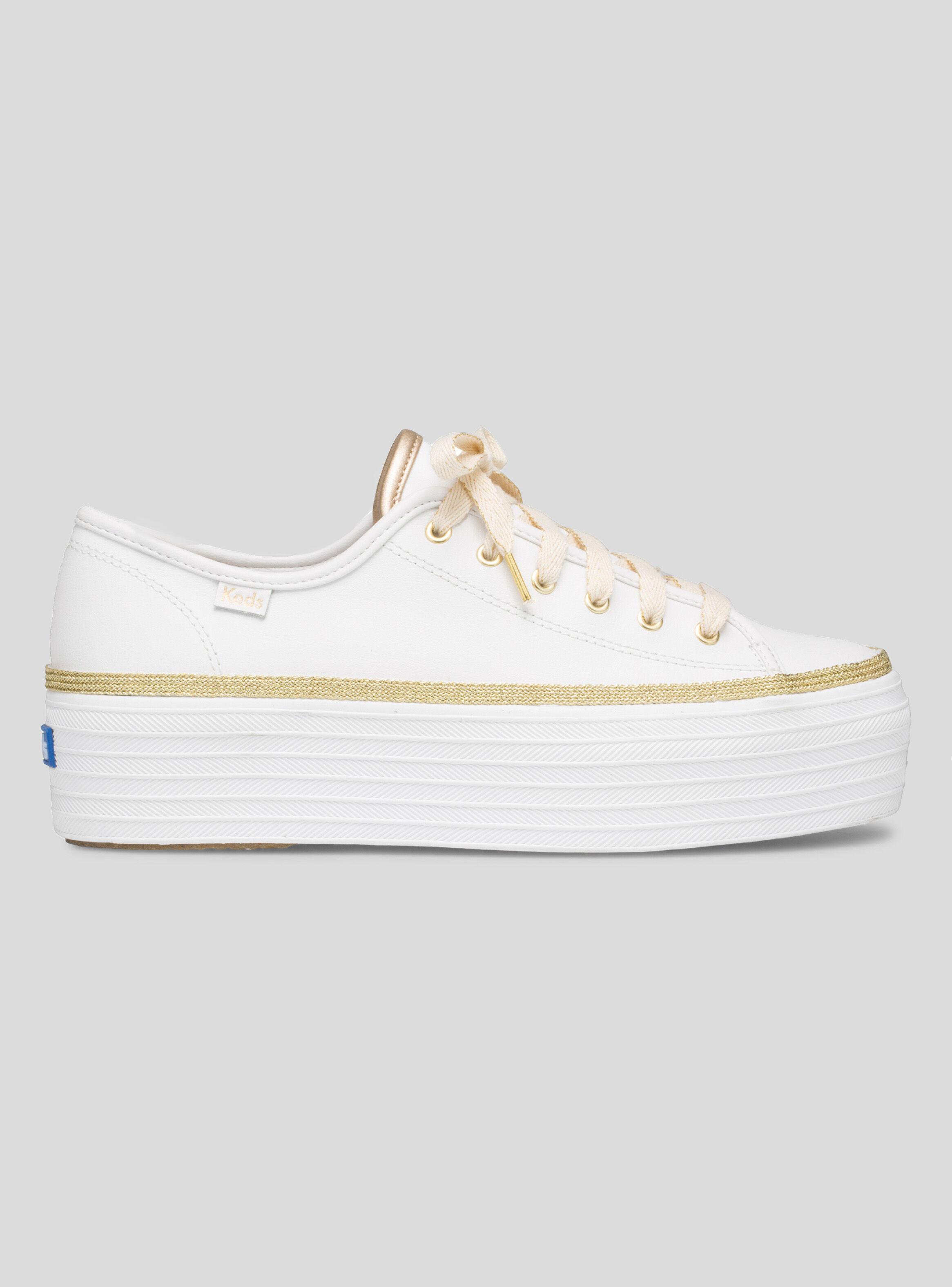 zapatos keds blancos 8000