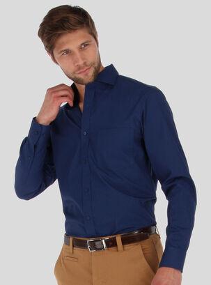 a49444525 Camisa Print Slim Cuello Italiano Van Heusen