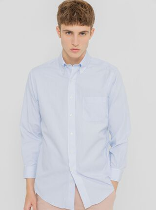 Camisa Formal Brooks Brothers,Celeste,hi-res