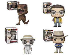 Funko Pop Jurassic Park Mix,,hi-res