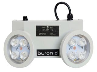 Iluminación de Emergencia Buron Led-Litio 1200LM,,hi-res