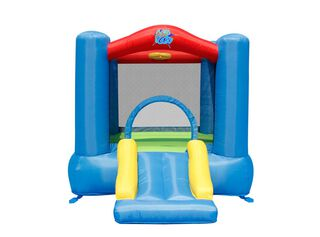 Castillo Inflable Pequeño con Aro de Basquetball GamePower,,hi-res