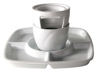 Set de Fondue Porcelana Attimo 8 Piezas,,hi-res