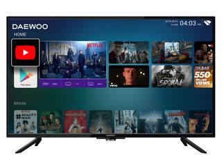 "LED Android Smart TV Daewoo 32"" HD L32V750BAS,,hi-res"