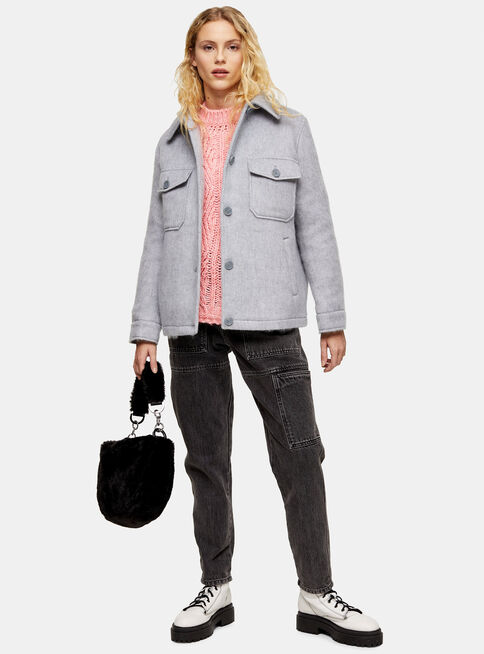 Chaqueta%20CONSIDERED%20Recycled%20Wool%20Botones%20Topshop%2C%C3%9Anico%20Color%2Chi-res