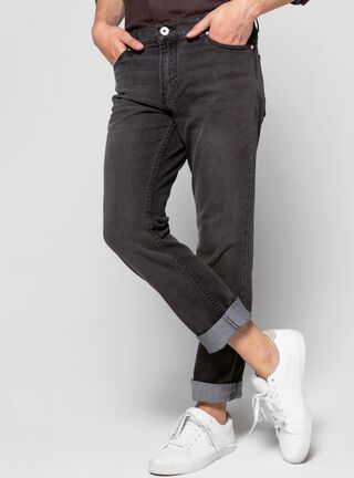 Jeans Regular Urbano Unlimited,Grafito,hi-res