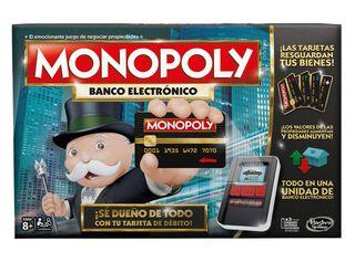 Juego Banco Electrónico Monopoly,,hi-res