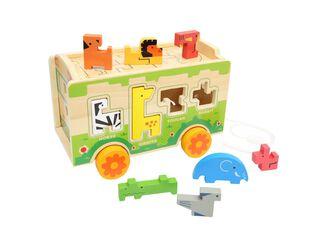 Juguete de Madera Zoologico Baby Way,,hi-res