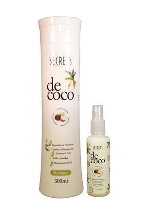 Shampoo Y Extracto De Coco Secrets Brasil,,hi-res
