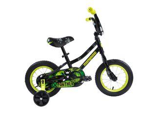 Bicicleta Infantil Mongoose Panther Aro 12 Negro,Negro,hi-res