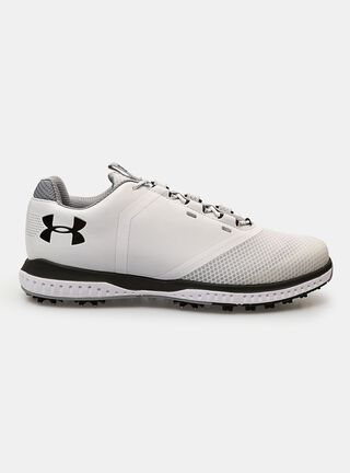 Zapatilla Under Armour Golf Hombre,Blanco,hi-res