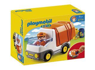 Camión de Basura 123 Playmobil,,hi-res