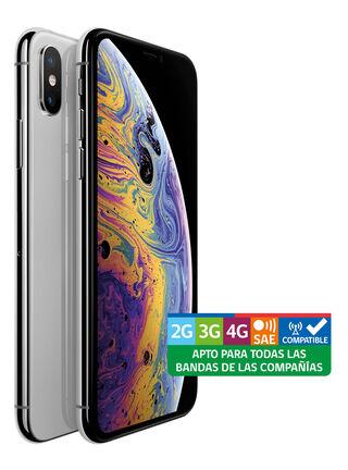 """iPhone XS 64GB Silver 5,8"""" Liberado,,hi-res"""