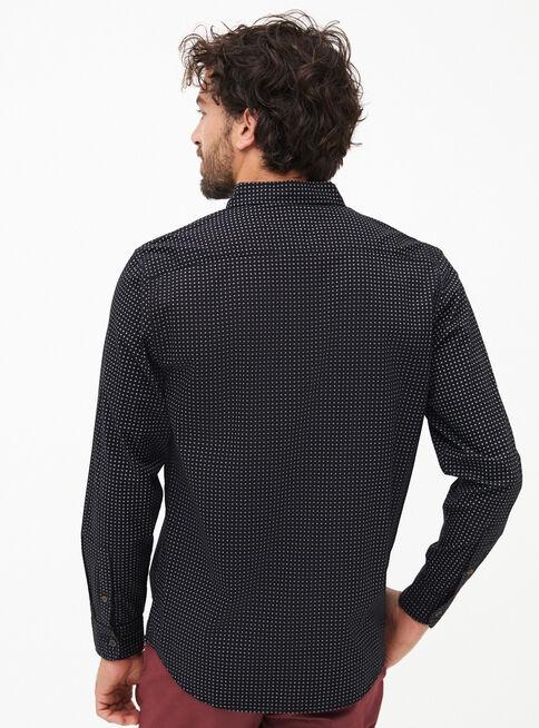 Camisa%20Poplin%20Mini%20Print%20Cotton%20Alaniz%2CNegro%2Chi-res