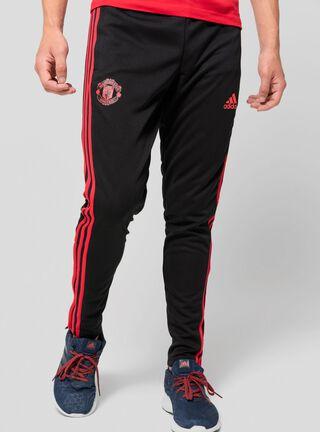 Pantalón de Entrenamiento Manchester United Adidas,Negro,hi-res