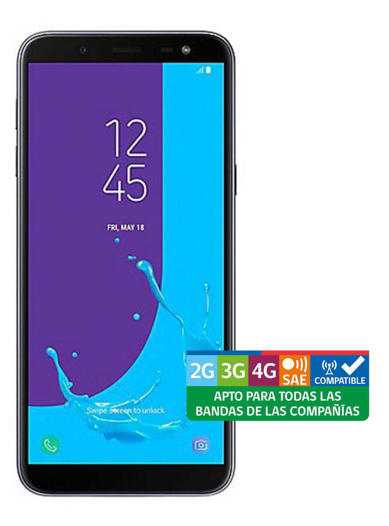 e1bce61a747 Smartphone Samsung Galaxy J6 Gris WOM en Smartphones   Paris