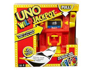Uno Wild Jackspot Mattel,,hi-res