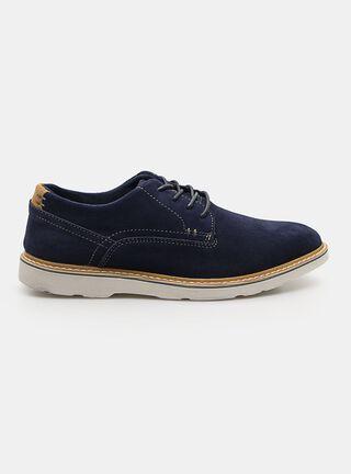 Zapato Jarman CCJOV19 Vestir,Azul Marino,hi-res