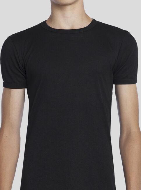 Camiseta%20Algod%C3%B3n%20Cuello%20Polo%20Manga%20Corta%20T10-12-14-16%20Tais%2CNegro%2Chi-res