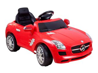 Auto a Batería Mercedes Benz Rojo 170371 Kidscool,,hi-res