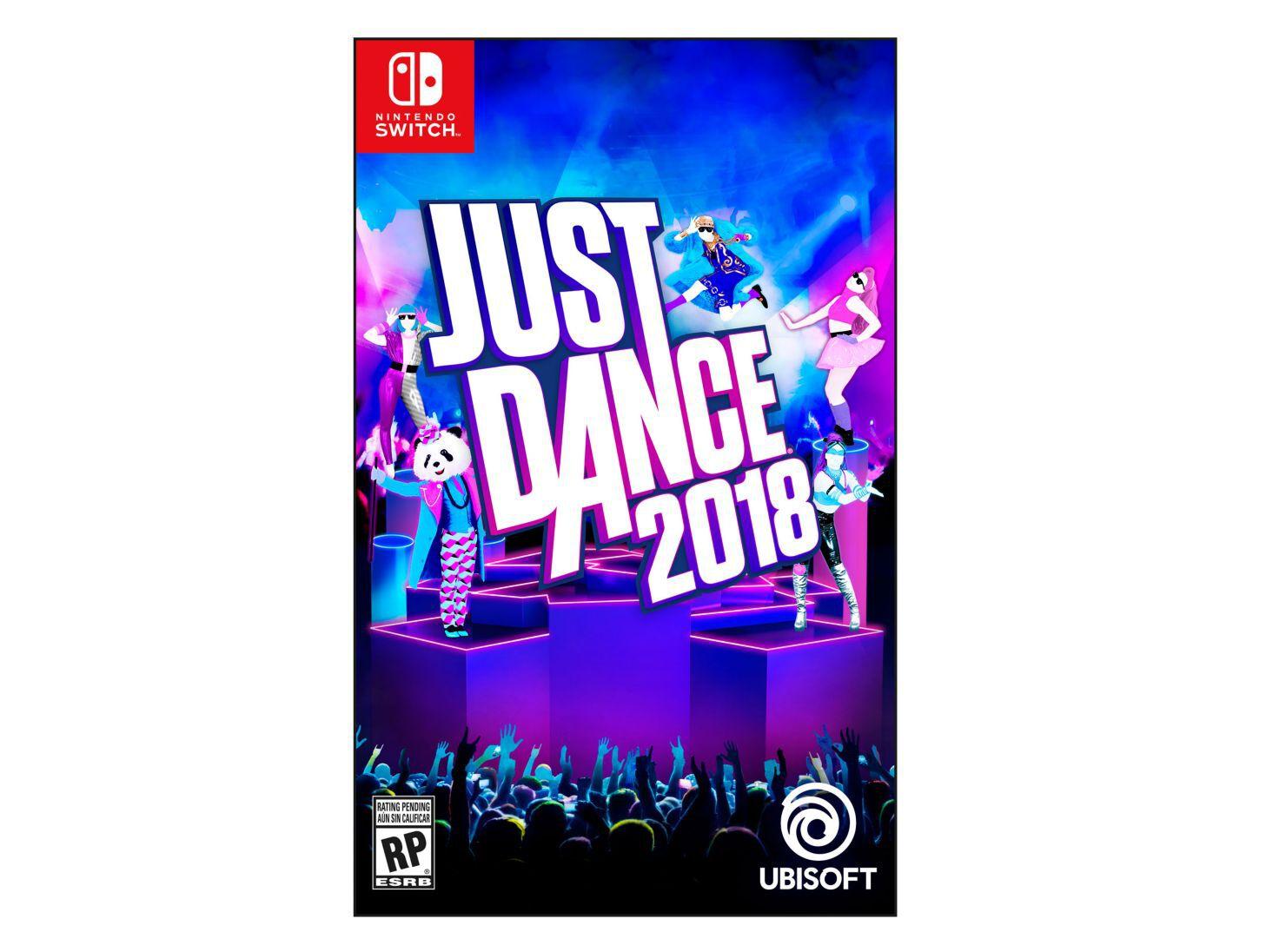 Juego Nintendo Switch Just Dance 2018 Juegos Nintendo Paris