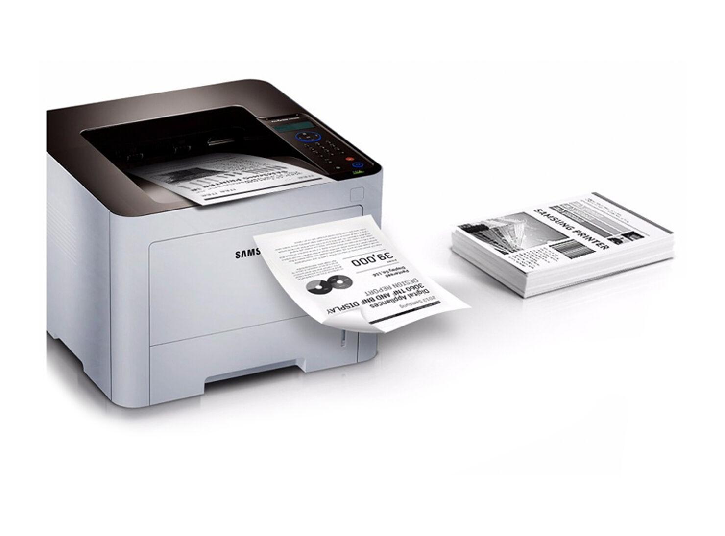 Impresora Láser Samsung Mono PT654HEW62
