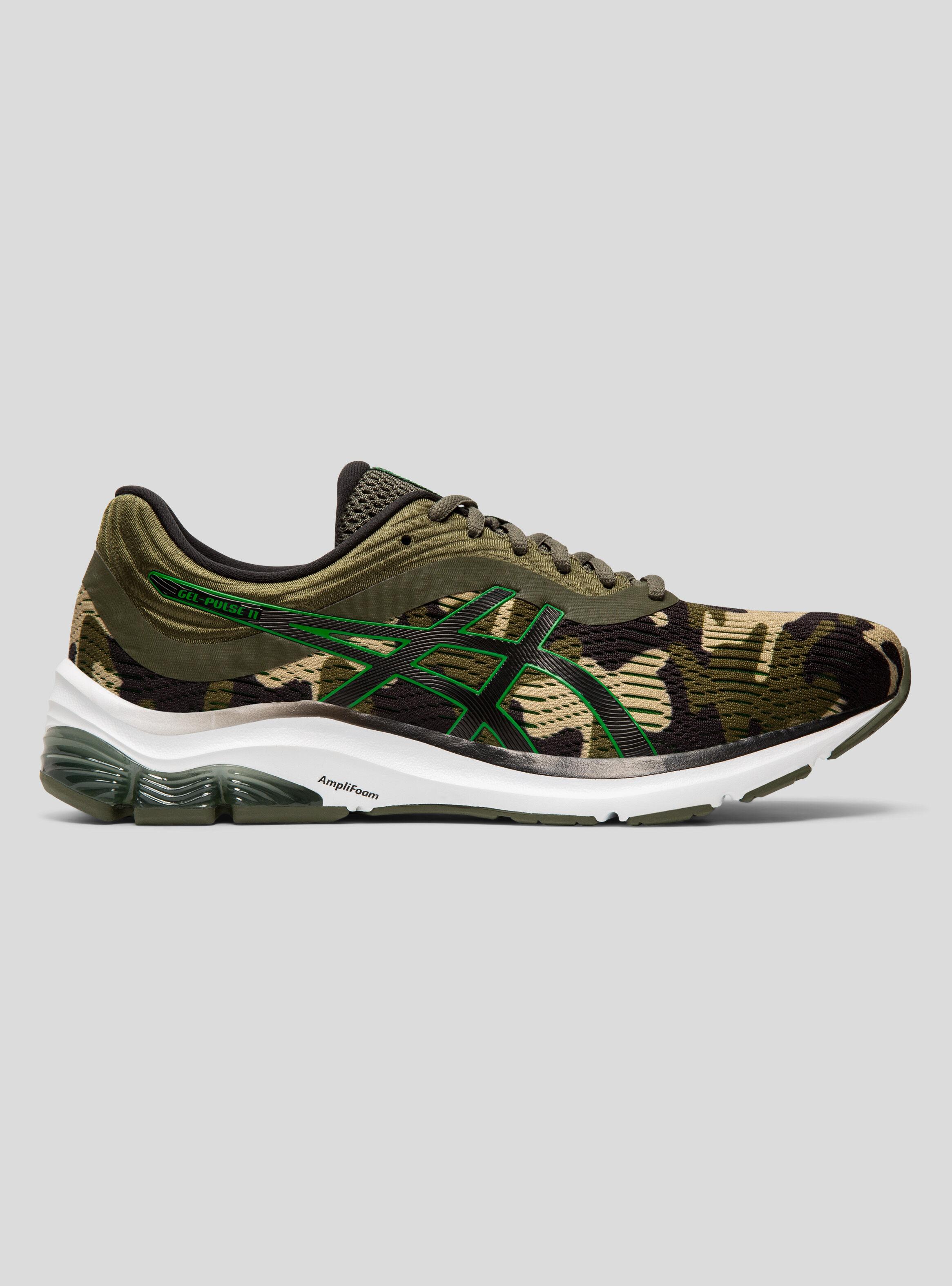 running hombres asics zapatillas