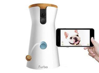 Cámara Inteligente De Mascotas Furbo,,hi-res
