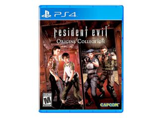 Juego PS4 Resident Evil  Origins Collection,,hi-res