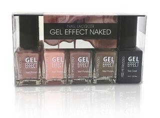 Esmalte de Uñas Set Gel Effect Naked Petrizzio,,hi-res