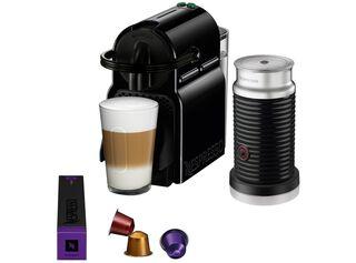 Cafetera Nespresso Inissia Black + Aeroccino 3,,hi-res