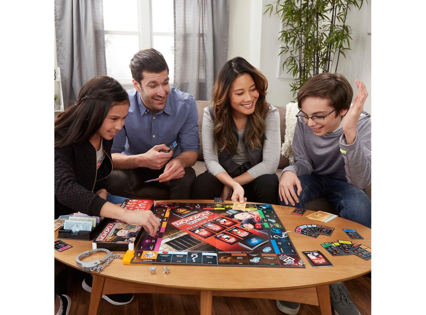 Monopoly Edicion Para Tramposos Games Juegos De Salon Paris
