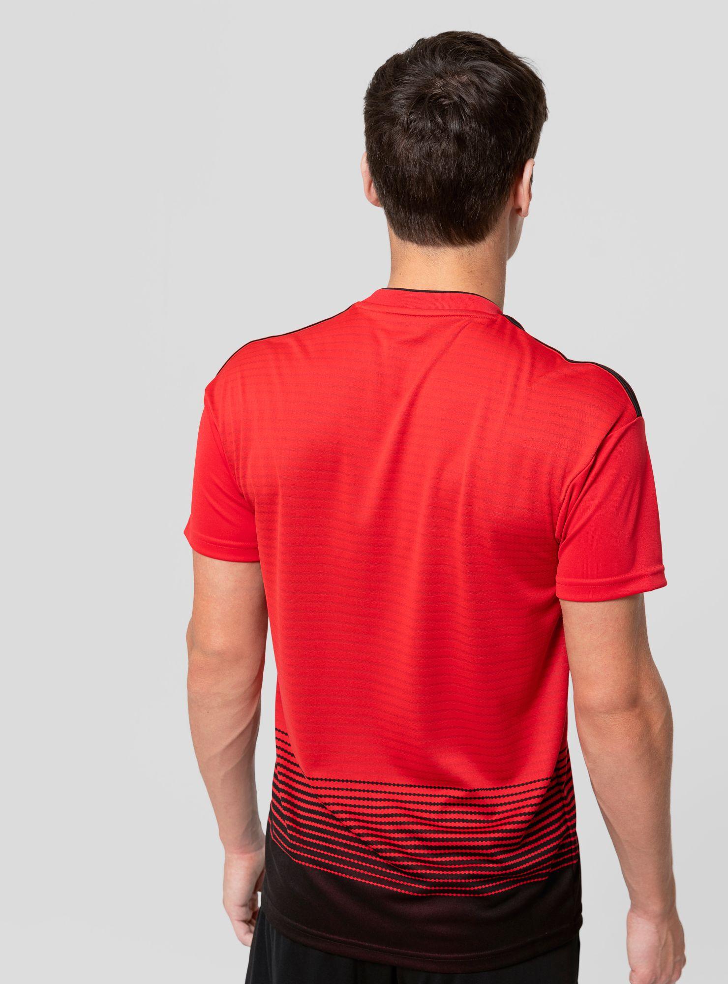 Camiseta de Local Manchester United Réplica Adidas - Camisetas de ... eb1229c14a8b