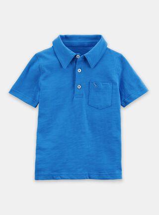 Polera Niño 2 A 4 Años Carter's,Azul,hi-res
