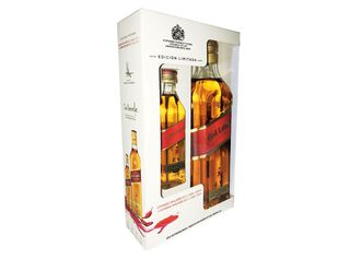Pack Johnnie Walker Red 200 ml + 50 ml 43.3°,,hi-res