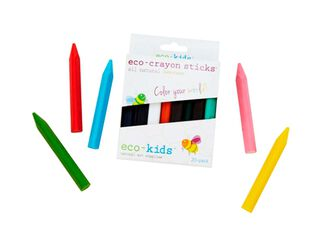 Set 20 Lápices Eco-Crayones Ecokids,,hi-res