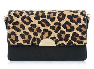 09a735714 Cartera Dune Evonia Leopard