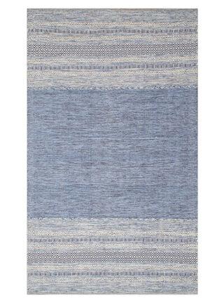 Alfombra Blue Flecos 160 x 230 cm Attimo,,hi-res