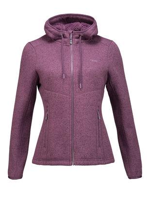 lo último dd7d8 a5c7d Chaqueta Lippi Sense Blend-Pro Hoody Jacket Mujer