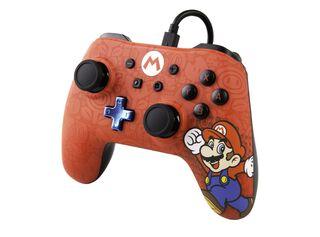 Control Nintendo Switch Mario Edition,,hi-res