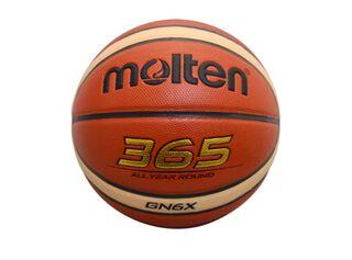 Pelota Basquetbol GN6X N°6 Molten,Naranjo,hi-res