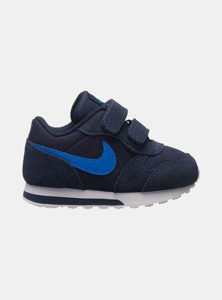 Zapatilla Nike MD Runner Urbana Niño,Azul Oscuro,hi-res
