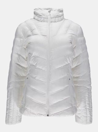 Parka Spyder Geared Synthetic Down Outdoor Mujer,Blanco,hi-res