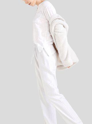 Pijama para mujer con pantalón rayado en forma vertical,Diseño 5,hi-res