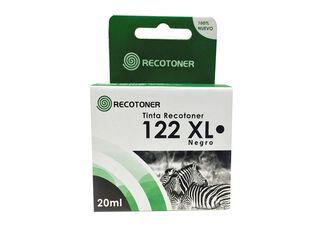Tinta Recotoner Tipo HP 122XL Negro,,hi-res