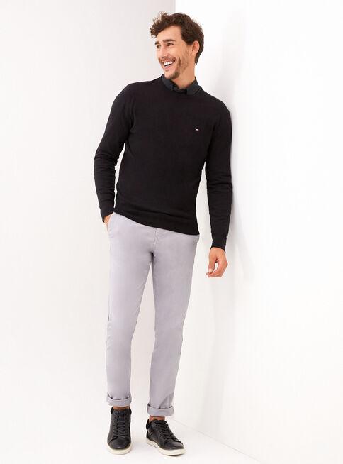 Sweater%20Classic%20Cuello%20Redondo%20Tommy%20Hilfiger%2CNegro%2Chi-res