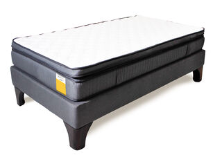 Cama Europea 1.5 Plazas Plus Base Normal Drimkip,,hi-res