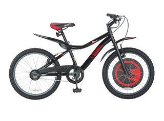 Bicicleta Infantil Bianchi Hot Wheels Acero Hi-10 Aro 20,Rojo,hi-res